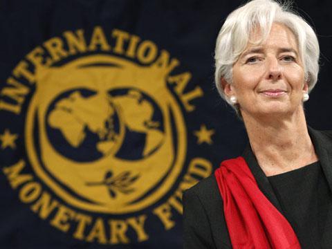 МВФ Лагард