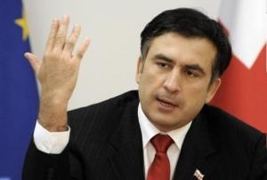 Михаил Сакашвили