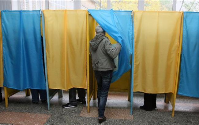 Выборы в Украине