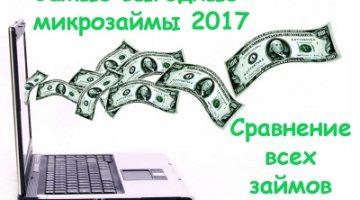 Сравнение микрокредитов Украина 2017