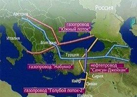 """Турция готова к созданию """"Турецкого потока"""""""