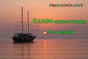Отчет по инвестициям Простофинансы