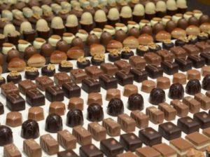 Украина значительно снизила экспорт кондитерских изделий