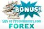 Форекс бонус от Простофинансы
