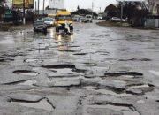 Подрядчиков накажут за плохой ремонт дорог в Украине