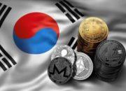 Южнокорейская прокуратура задержала руководителей четырёх криптовалютных бирж