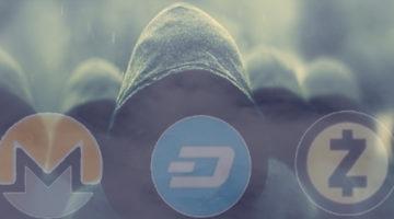 Анонимные криптовалюты