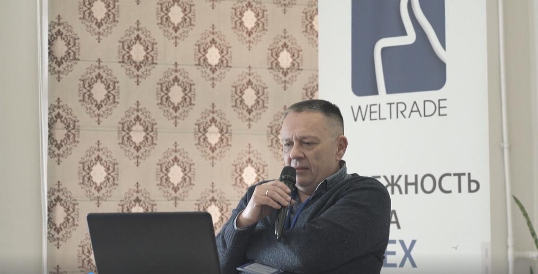 Степан Демура в Киеве