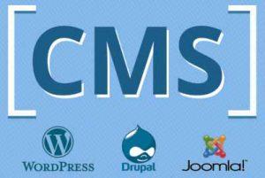 На какой CMS заказать сайт