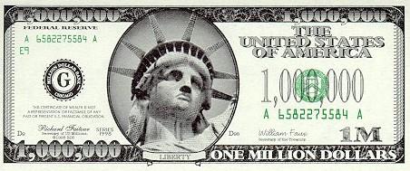 1.000.000 долларов 1998 года