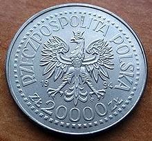 Злотые Республики Польша