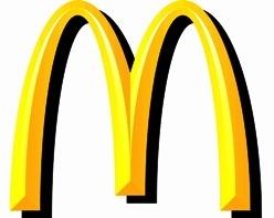 прыбиль McDonalds