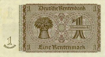 Марка ГДР 1948 года. Когда все начиналось...