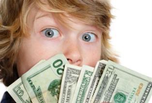 Как заработать деньги в 14-16 лет