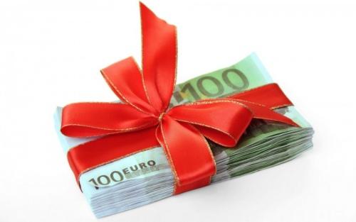 В прошлом году Украине подарили $485 млн. В 2013 году подарят еще $540 млн.