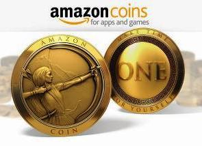 Amazon запустила электронную валюту Amazon Coins