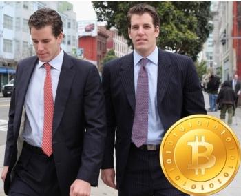 Близнецы Уинклвосс делают ставку на Bitcoin