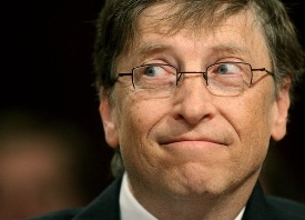 Билл Гейтс занял первое место в рейтинге богатейших людей планеты