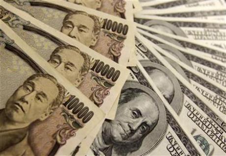 """""""Большая Семерка"""" не запретила валютную войну иены с долларом"""