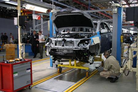 Японские корпорации могут начать производство автомобилей в Украине