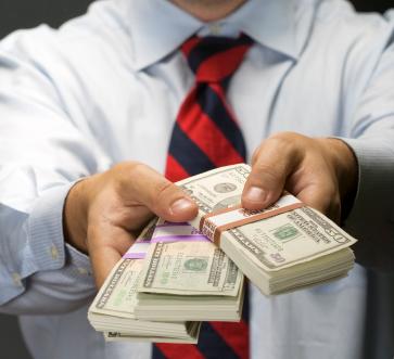 Как правильно просить денег в Украине. Несколько советов