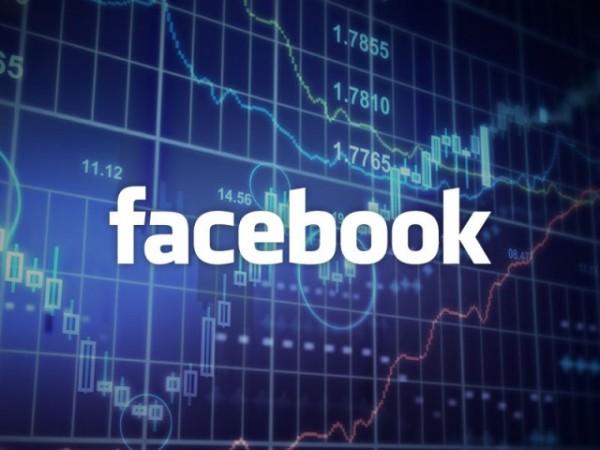 За месяц компания Facebook упала в цене практически на 20 процентов