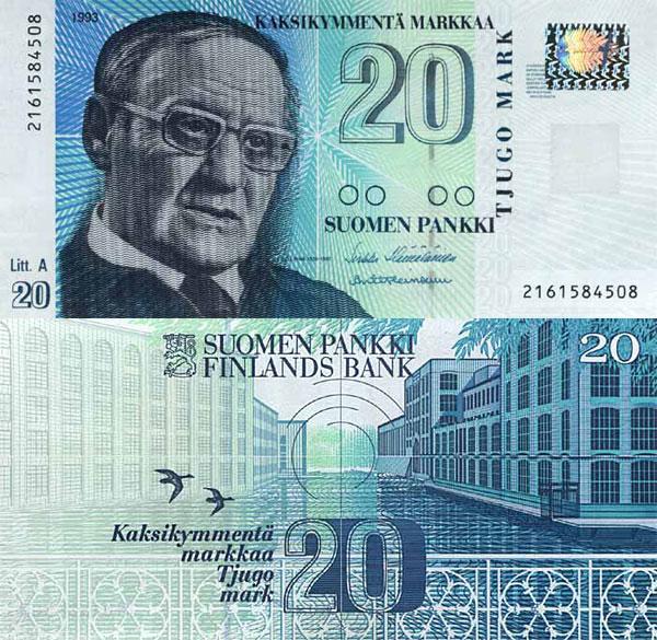 Финляндская марка