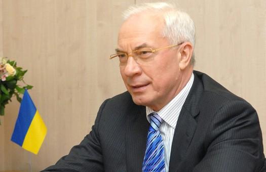 Азаров считает, что Запад недооценивает Украину