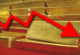 Динамика роста и падение цен на золото