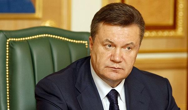 Янукович: Украина начала закупать газ на европейском рынке