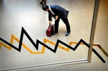 Какие отрасли экономики в 2013 году в «минусе», а какие в «плюсе»?