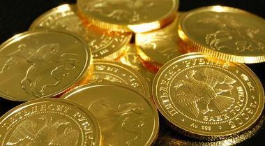 Инвестиционные монеты: золотые и серебряные слитки