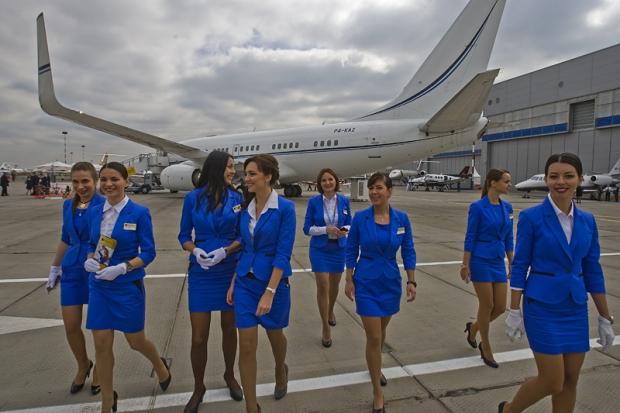 Выставка Jet Expo 2013: 5 крупнейших самолетов миллиардеров