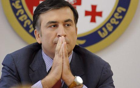 Делегация РФ покинула зал Генассамблеи ООН из-за резкой критики Саакашвили