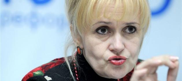 Ирина Фарион не даст и копейки коммунисту за «языковую» обиду