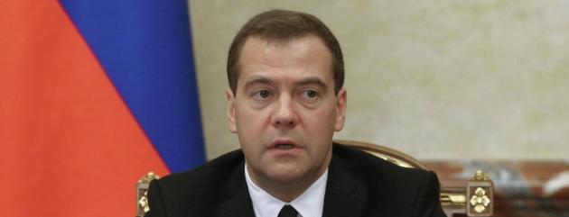 Медведев: Россия примет меры в случае ассоциации Украины с ЕС