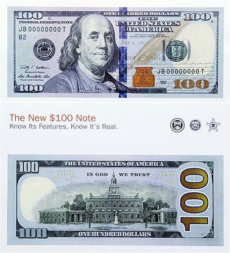 Новые доллары в Украине через месяц, мошенники не дремлят