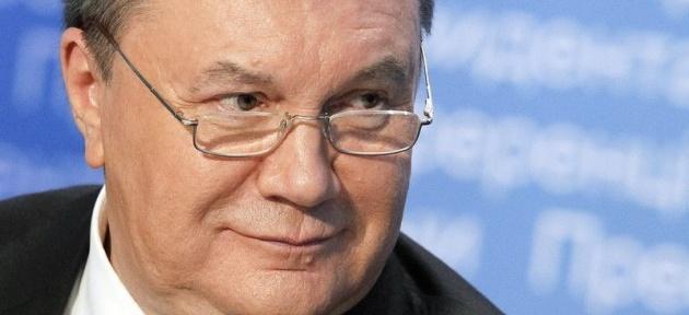 Янукович: Донбасс показывает всей Украине, как и куда нужно идти