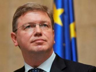 Фюле: Тимошенко уедет на лечение в Германию до саммита в Вильнюсе