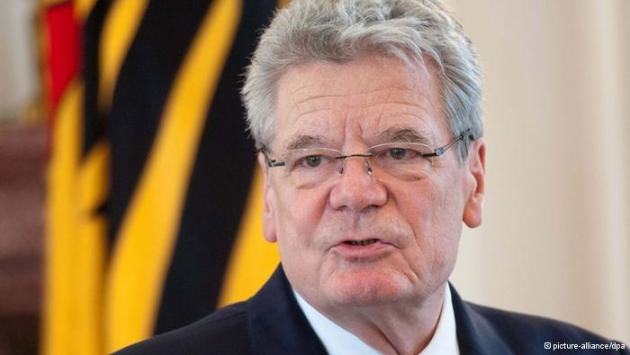 Президент Германии призвал Януковича освободить Тимошенко