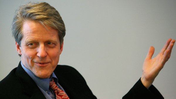 Роберт Шиллер: Финансы – двигатель современной цивилизации