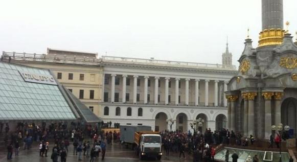 ГАИ не пустили людей из Чернигова и Кировограда на Евромайдан в Киеве