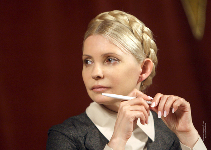 Верховная Рада не отпустила Тимошенко на лечение за границу
