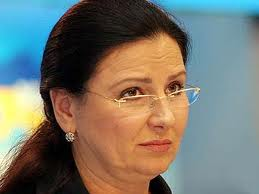 Богословская вышла из ПР и призвала Януковича уйти в отставку
