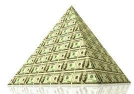 Рада приняла в первом чтении закон о запрете финансовых пирамид