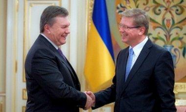 Янукович уже не планирует подписывать соглашение об ассоциации с ЕС