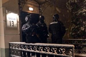 В сеть выложили видео штурма офиса «Батькивщины» в Киеве