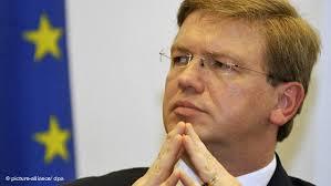 Еврокомиссар Штефан Фюле: Янукович утратил связь с реальностью