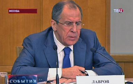 Лавров: Россия поможет Украине стабилизировать ситуацию в стране
