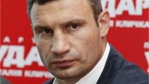 Кличко рассказал о результатах встречи с Президентом